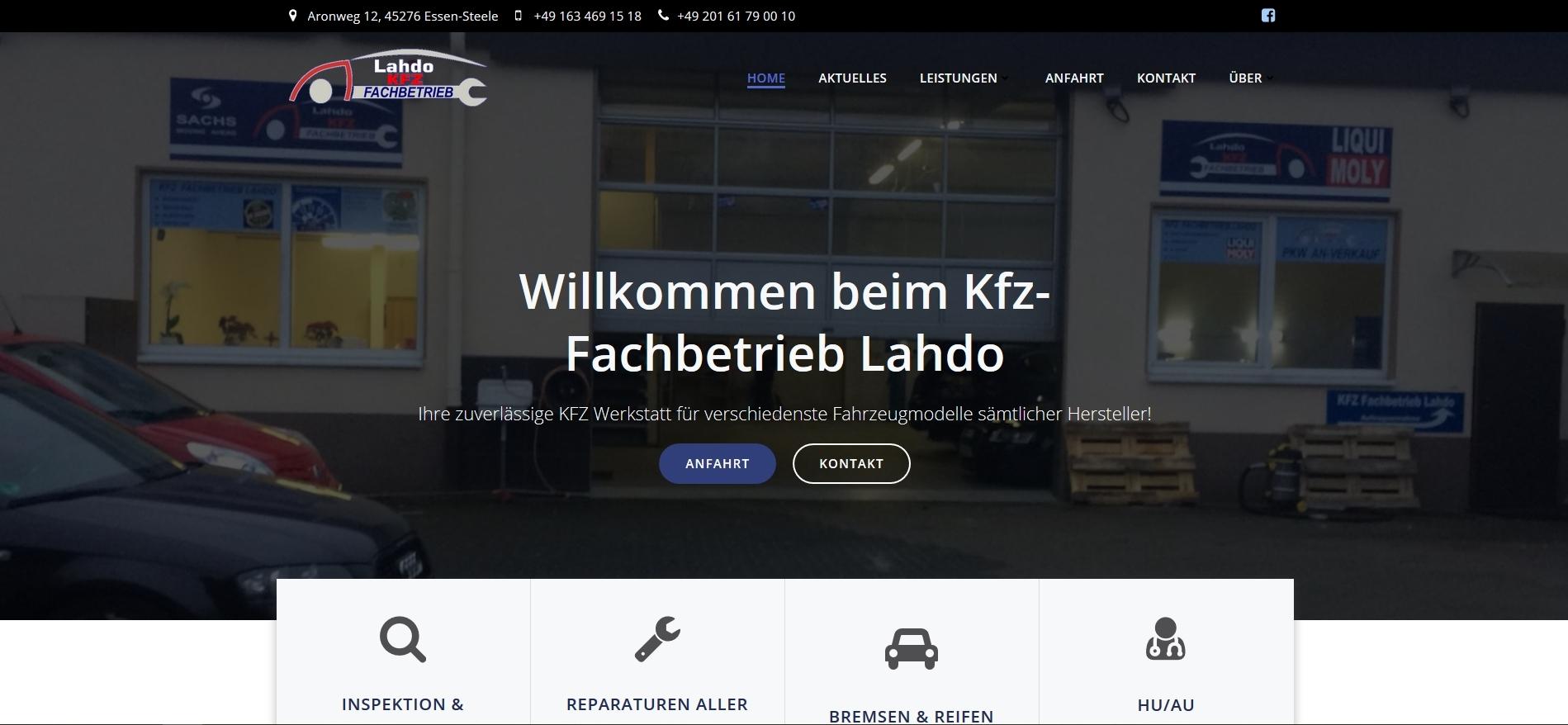 KFZ-Lahdo
